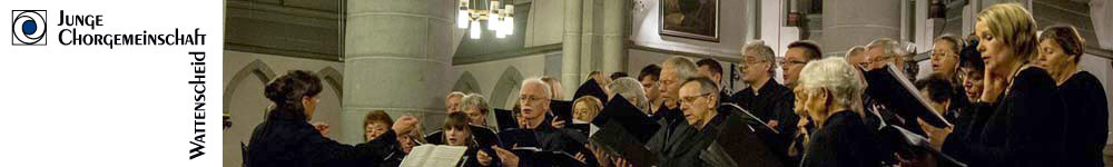 Junge Chorgemeinschaft Wattenscheid